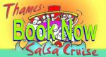 Thames Salsa Cruise